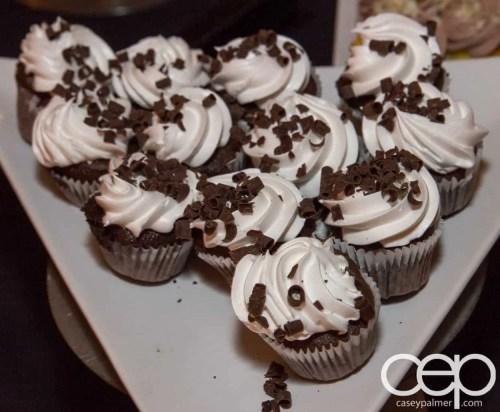 #FordNAIAS 2014 — Day 1 — The Westin Lindbergh Ballroom — Cupcakes