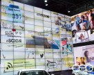#FordNAIAS 2014 — Day 2 — Cobo Hall — North American International Auto Show — Scion — Electronic Screen Design