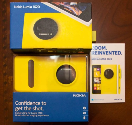 January Wrap Up—Phone for Sale—Nokia Lumia 1020