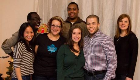Team Trolling Christmas 2014 — Group Shots — Everyone Sans Justin