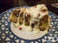 The Wren — Cinnamon Bun Cheesecake