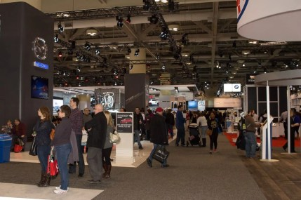 Canadian International Auto Show 2014 — Metro Toronto Conventi