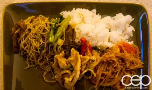 #100HappyDays — Day 31 —  Little Coxwell Vietnamese and Thai Cuisine