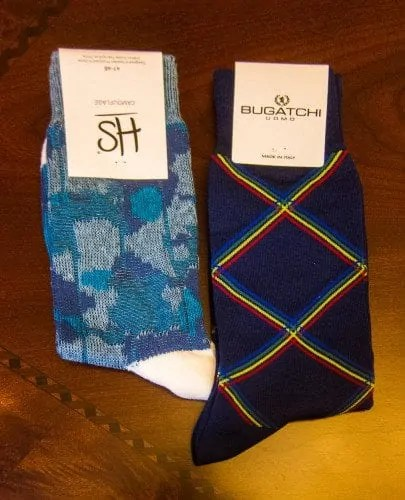 #100HappyDays — Days 32-36 — My Sock Story — Socks from My Socking Behaviour