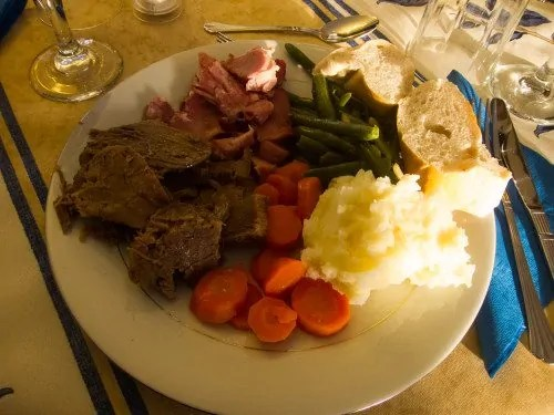 #100HappyDays — Day 26 — Dinner at my In-Laws'