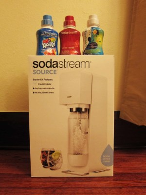 #100HappyDays — Days 32-36 — #BubblesMyWay — SodaStream Source
