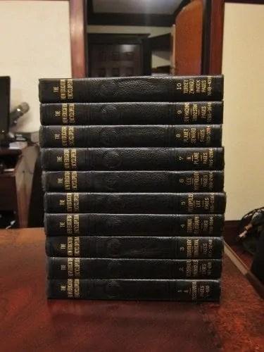 #100HappyDays — Days 32-36 — The New Educator Encyclopedia, 1946
