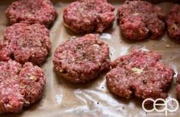 Dempster's DIYSandwich — Danforth Dinner — Burger Patties