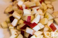 Dempster's DIYSandwich — Danforth Dinner — Diced Apples