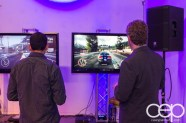 Ford Motor Company of Canada — #FordMustang50 — Mike Ellis and Friend Jamming on a Video Game