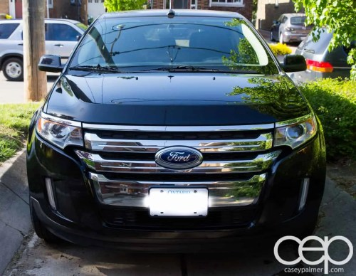 Armor All Spring Cleaning Post—2011 Ford Edge—Finish