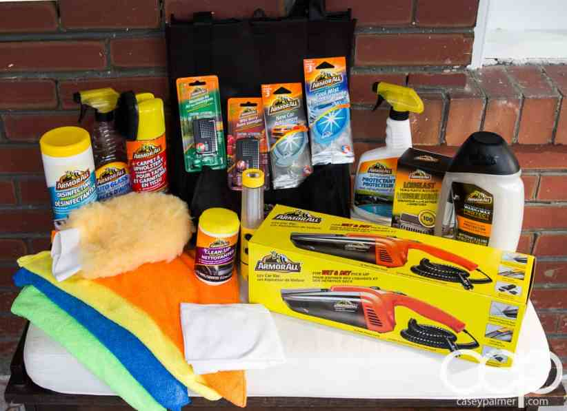 Armor All Spring Cleaning Post — Armor All Products — Expanded