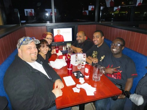 Team Trolling at All Star Wings and Ribs — Featuring Craig Silva