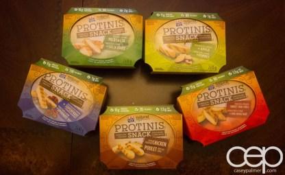 Maple Leaf Foods #Protinis — Display