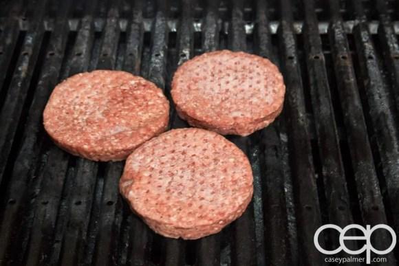 #DIYSandwich—Quick and Easy Summer Burger—Raw Patties