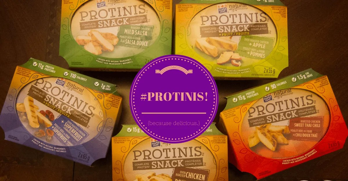 Maple Leaf Foods #PROTINIS Banner
