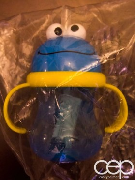 Best Buy Canada — #SetMeUpBBY — Munchkin 8 oz Cookie Monster Straw Cup