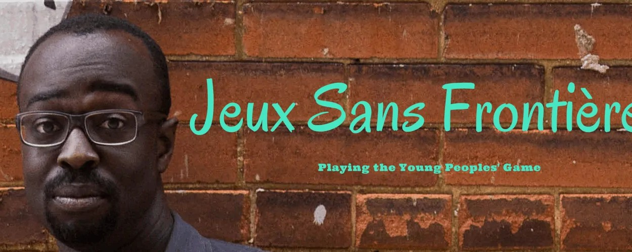 Jeux Sans Frontieres — Playing the Young Peoples Game (Banner)
