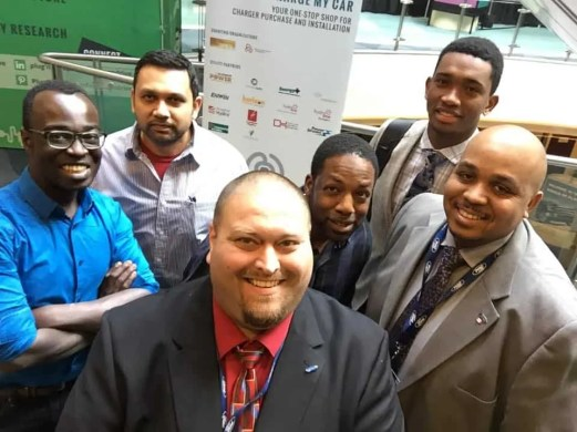 Canadian International Auto Show (CIAS) 2015 — Friday, February 13, 2015 — A Morning With Ford Canada — Casey Palmer, D. Ramnarine, Craig Silva, @MilkAndCocoPapa, Arnolder Louis, Anson Dixon