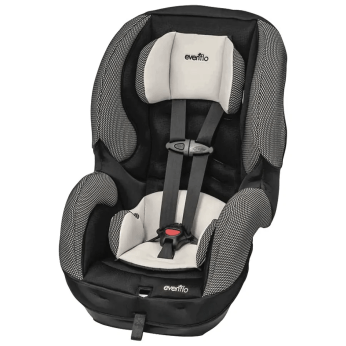 Getting Geared Up for Fatherhood with Future Shop! — Evenflo SureRide Car Seat Montery