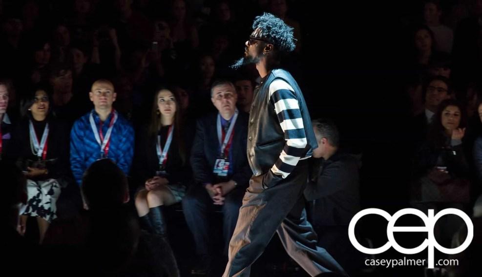 2015 World MasterCard Fashion Week — Toronto — Klaxon Howl