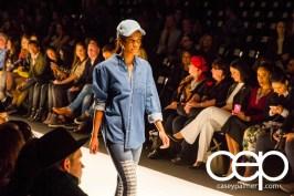 2015 World MasterCard Fashion Week — Toronto — Triarchy