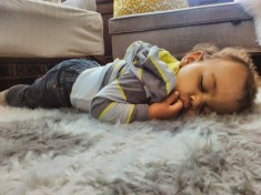 Monthly Wrap-Up — March — A Very Sleepy Baby Palmer