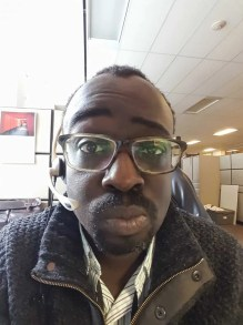 Monthly Wrap-Up—March—Selfie at Work with the Samsung Galaxy S6