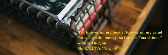 31 Things I Know Now That I'm 31—Interlude—We Don't Die, We Multiply—Slim Thug on Big K.R.I.T.'s -Now or Neva-