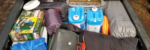 Casey Palmer x Quaker Canada Present—-Goodness Starts Today- Part Two So Long, and Thanks for the Sandbanks—Palmer Family Camping Gear