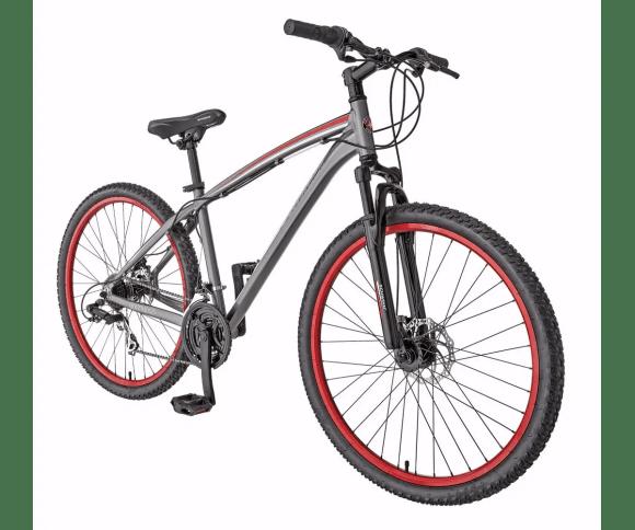 In It to Schwinn It—How the Biking Behemoth Got Me Back on Two Wheels!—Canadian Tire—Schwinn Onus Men's 27.5 Hardtail Mountain Bike