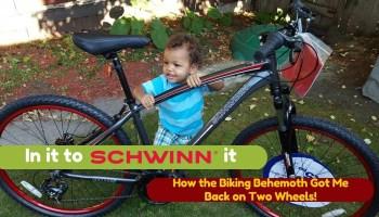 In It to Schwinn It — How the Biking Behemoth Got Me Back on Two Wheels! (Featured Image)