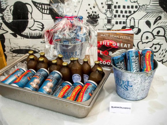 Stop Being So SHELLFISH! #LobstahPalooza2015—An Adventure in Atlantic Ambrosia!—Samuel Adams Boston Lager and Thomas Lavers Ginger Beer