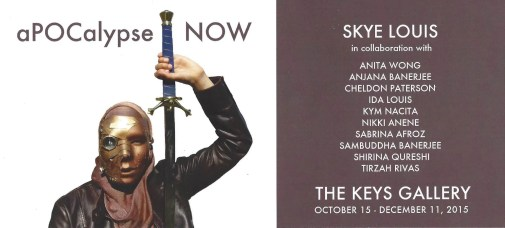 The Week That Was... October 4-10, 2015. — aPOCalypse now flyer