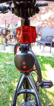 In it to Schwinn It, Vol. 2 — BIKE YOUR CITY. — Rear Bicycle Light with Laser Guide