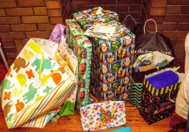 The Week That Was... November 1st - 7th, 2015 — Little Man's Second Birthday — The Pile of Gifts