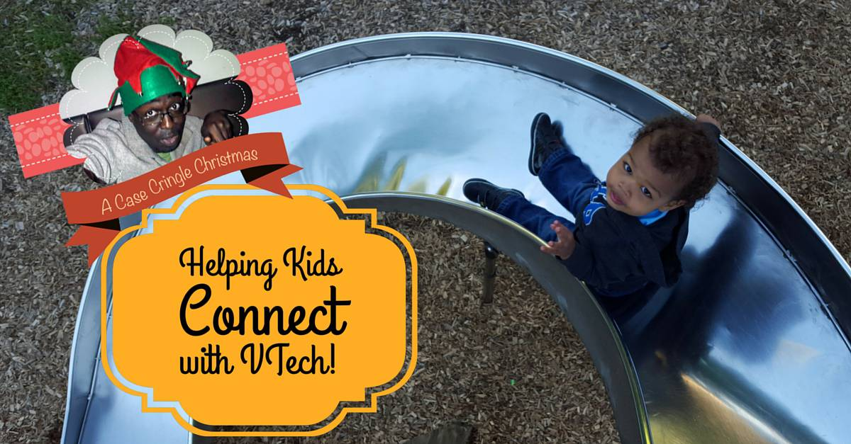 A Case Cringle Christmas, Day 5 — Helping Kids Connect with VTech! (Featured Image)