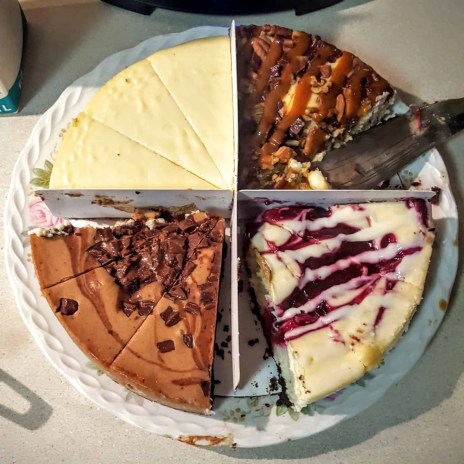 The Month That Was... November 22nd - December 26th, 2015 — A Mississauga Palmer Christmas — Cheesecake