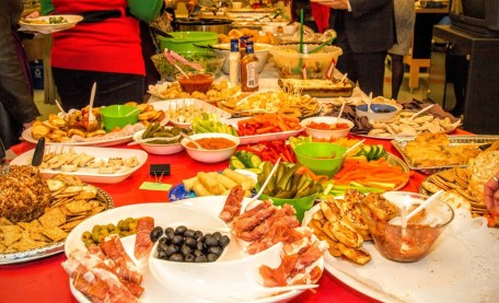 The Month That Was... November 22nd - December 26th, 2015 — Potluck at Work — All The Foods