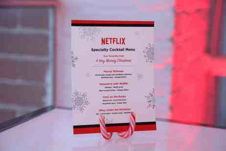 The Week That Was... November 29th - December 5th, 2015 — Netflix NetfliXmas — Drink List