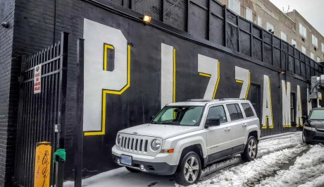 The Week That Was... December 27th, 2015 - January 2nd, 2016 — Maker Pizza Exterior v2