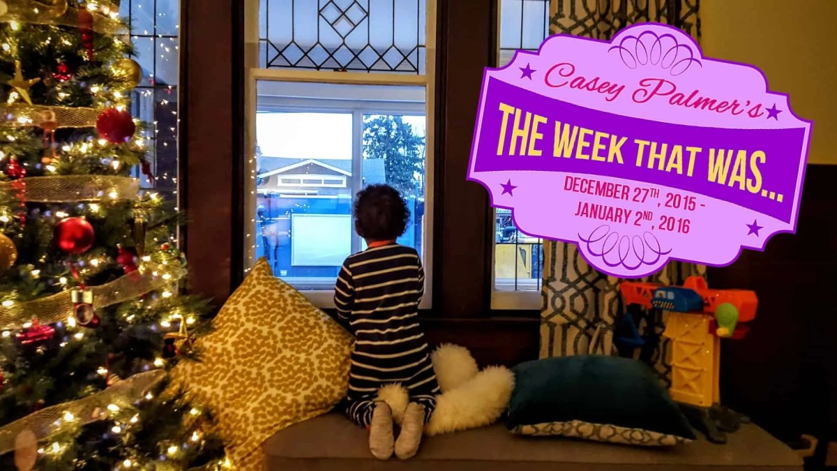 The Week That Was... December 27th, 2015 - January 2nd, 2016 (Featured Image)
