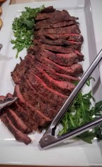 The Cookina Parchminum — The Mouthful Making it Easier to Make Stuff for Your Mouth — Dijon Tarragon Flank Steak