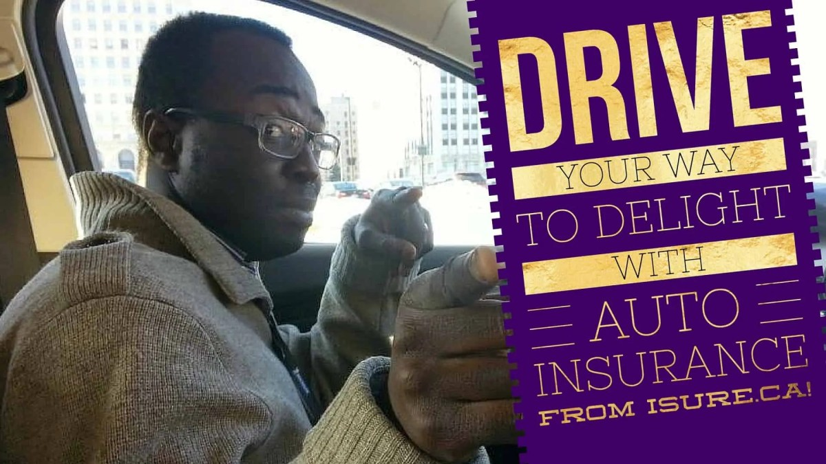 Drive Your Way to Delight with Auto Insurance at isure.ca (Featured Image)