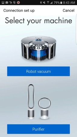The Dyson Pure Cool Link — Dyson Link App — Select Your Dyson Machine