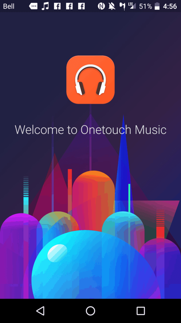 DADDY'S GOT A BRAND NEW TOY — The Alcatel Idol 4 — The Budget Smartphone You've Been Looking For! — Onetouch Music Loading Screen