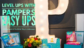 Level Ups with Pampers Easy Ups — Getting Aware of the Better Way to Underwear! (Featured Image)