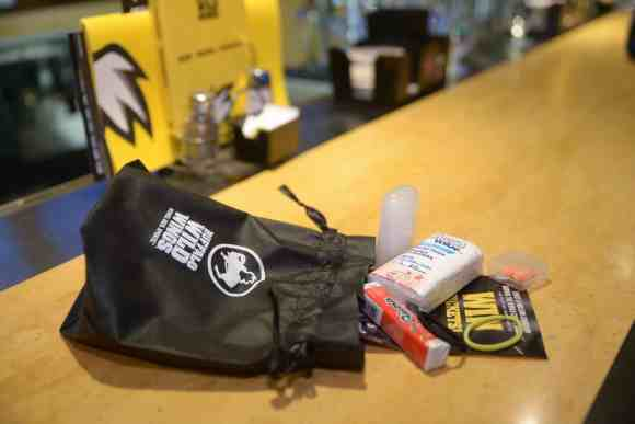 The Fastest Game on Earth Brought to You by Buffalo Wild Wings!—World Cup of Hockey at Buffalo Wild Wings—Fan Survival Kit Contents