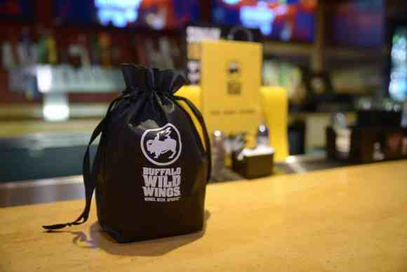 The Fastest Game on Earth Brought to You by Buffalo Wild Wings!—World Cup of Hockey at Buffalo Wild Wings—Fan Survival Kit