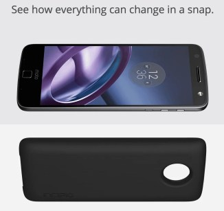 TELUS x The Lenovo Moto Z — Changing the Way We Smartphone! — Moto Z + Incipio offGRID Power Pack